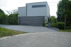 Houten Poort 0075