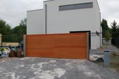Houten Poort 0089