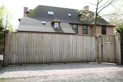 Houten Poort 0126