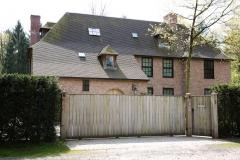 Houten Poort 0136