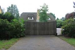 Houten Poort 0152