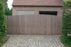 Houten Poort 0200