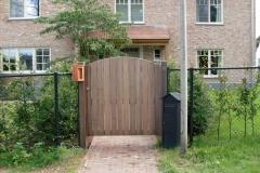 Houten Poort 0201