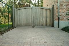 Houten Poort 0006