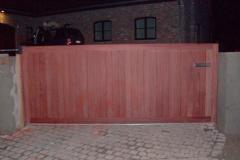 Houten Poort 0095
