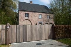 Houten Poort 0141