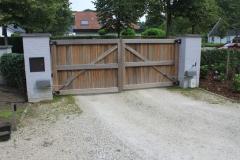 Houten Poort 0148
