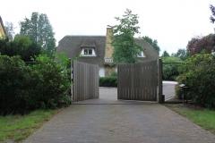 Houten Poort 0151