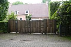 Houten Poort 0156