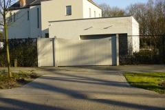 Houten Poort 0165