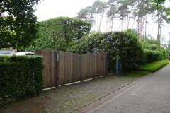 Houten Poort 0166