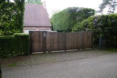 Houten Poort 0172
